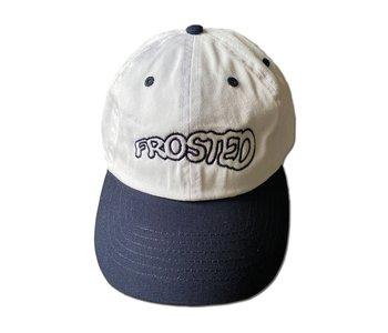 Team Logo Cap -White/Blue