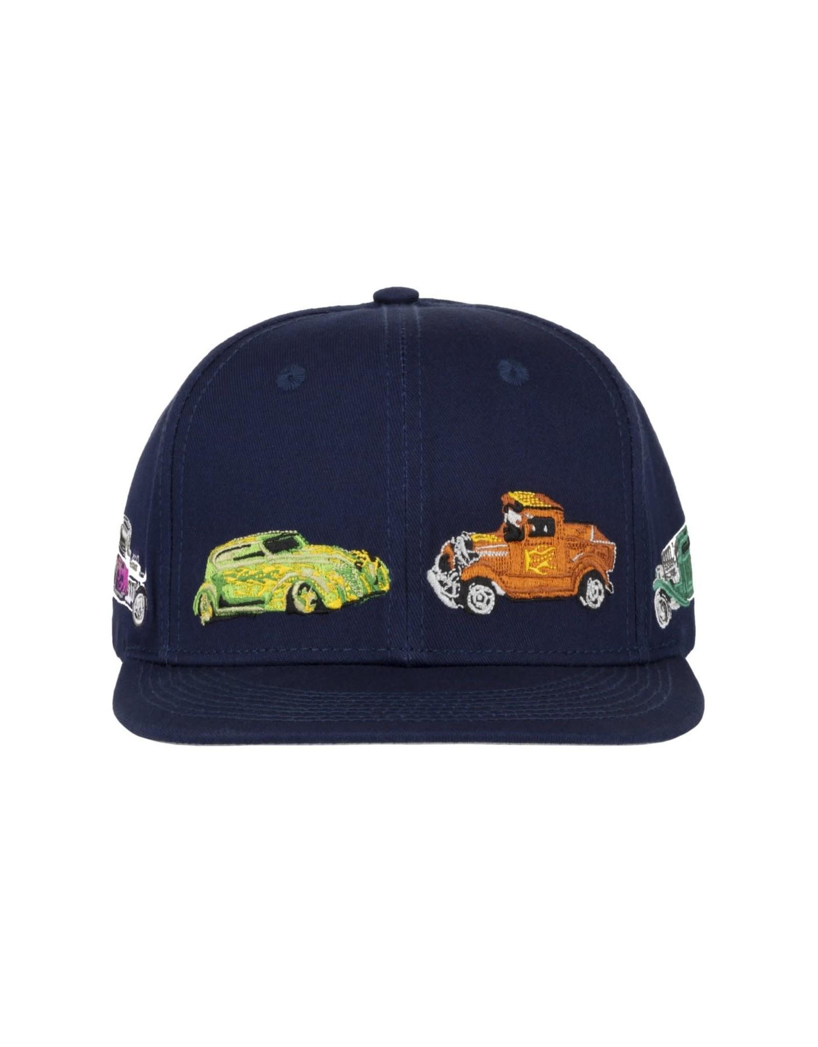 Classic Hot Wheels Cap - Navy