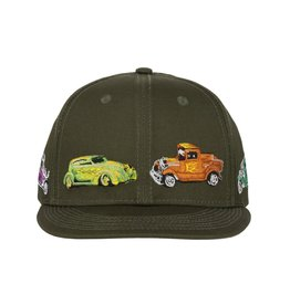 Classic Hot Wheels Cap - Green