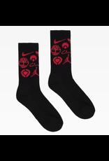Classic Sponser Socks - Black