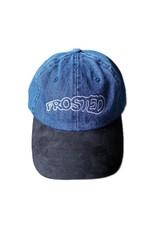 Frosted Team Logo Cap - Blue/Black