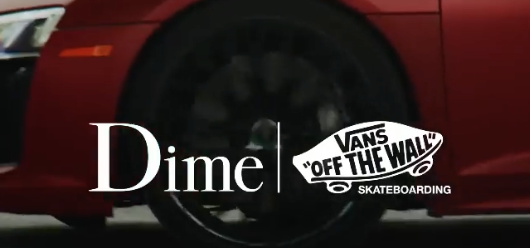 DIME IS PLEASED TO INTRODUCE VANS' ALL-NEW SILHOUETTE, THE WAYVEE