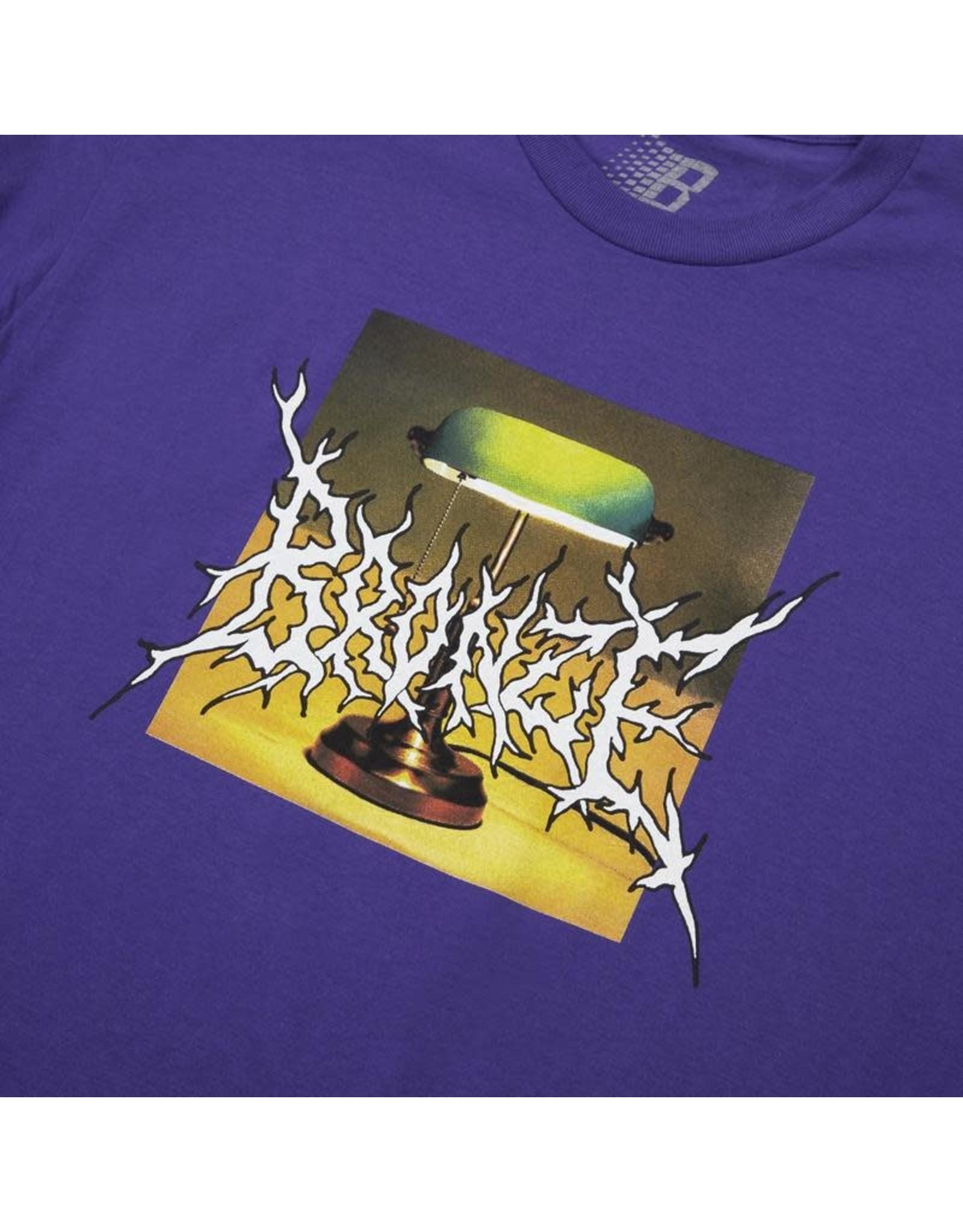 Bronze56K Death Metal Lamp Tee - Purple