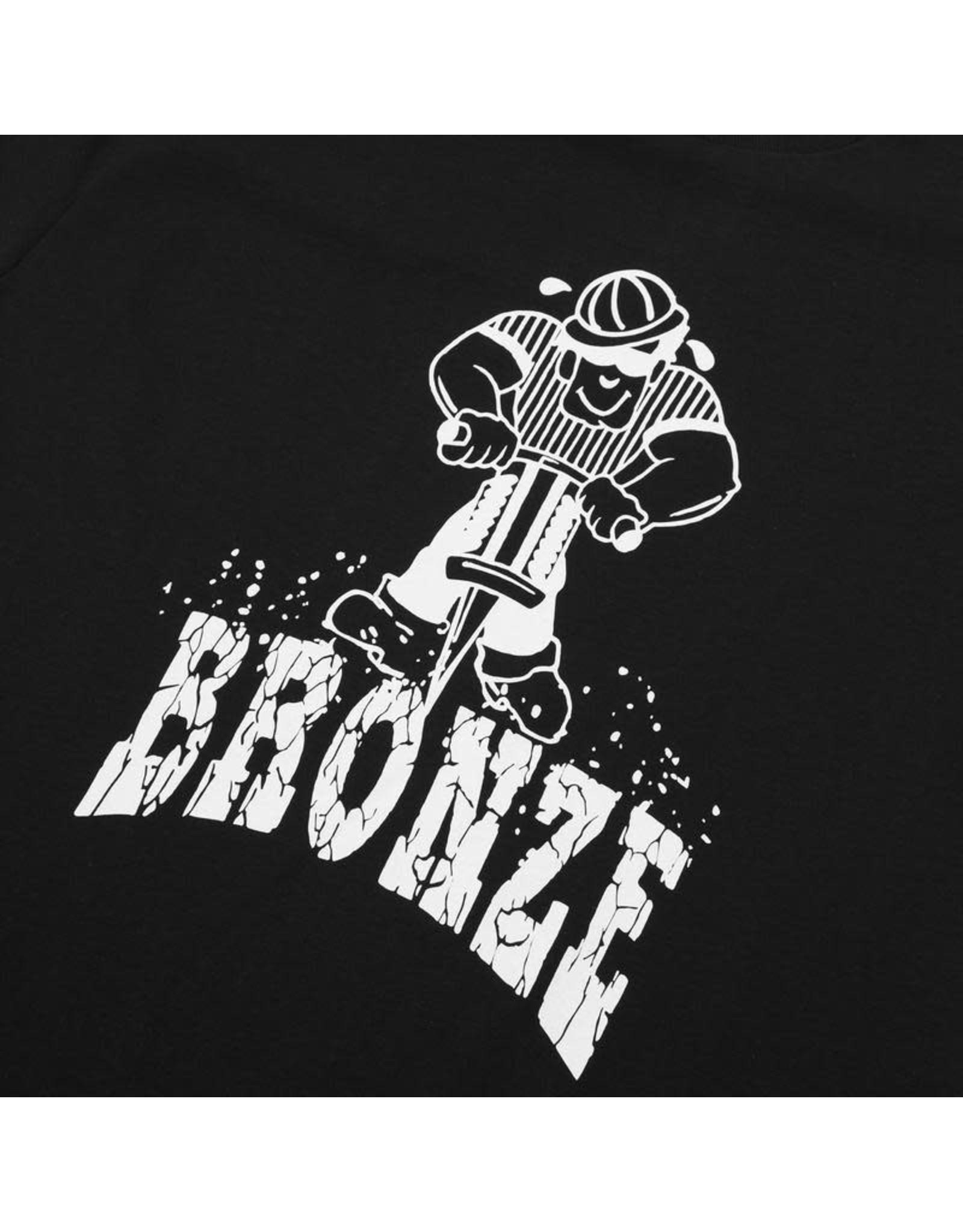 Bronze56K Jackhammer Tee - Black