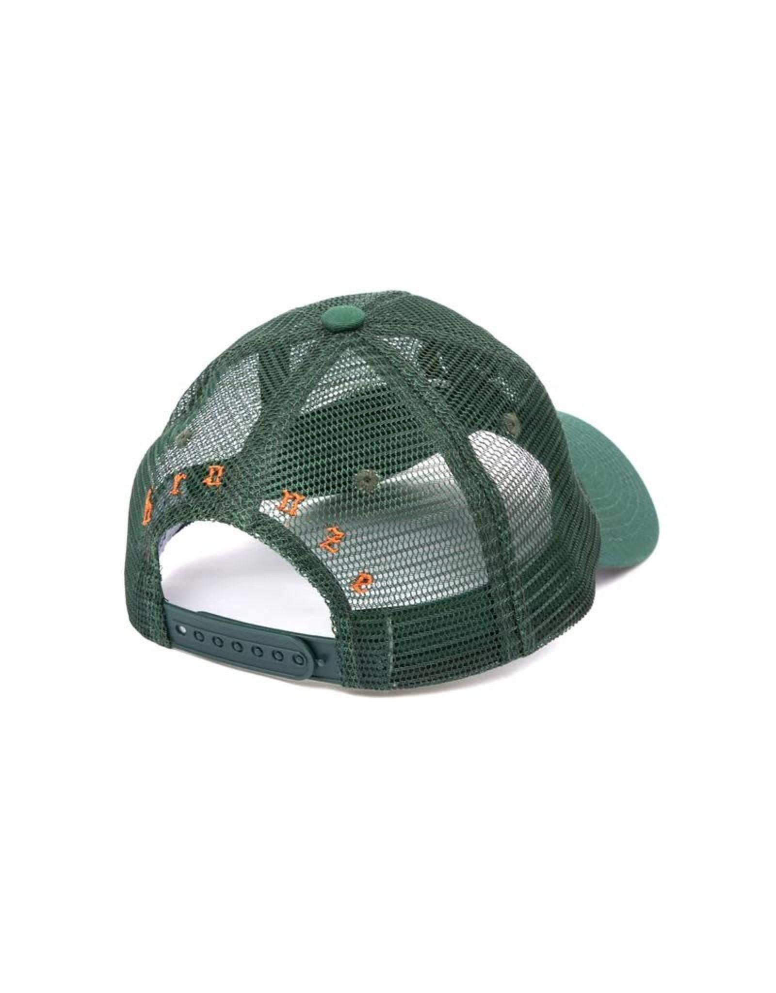 Bronze56K B Mesh Hat - Green