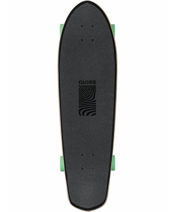 Big Blazer - Black/Green