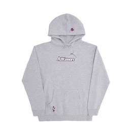Alltimers Bugged Out Broadway Hoodie - Heather Grey