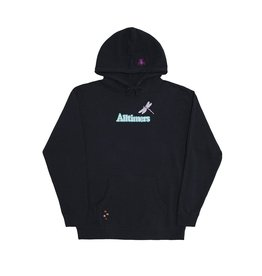 Alltimers Bugged Out Broadway Hoodie - Navy