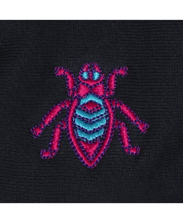 Bugged Out Broadway Hoodie - Navy