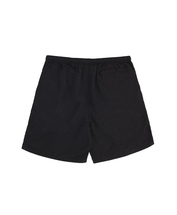 League Player Nylon Shorts - Black