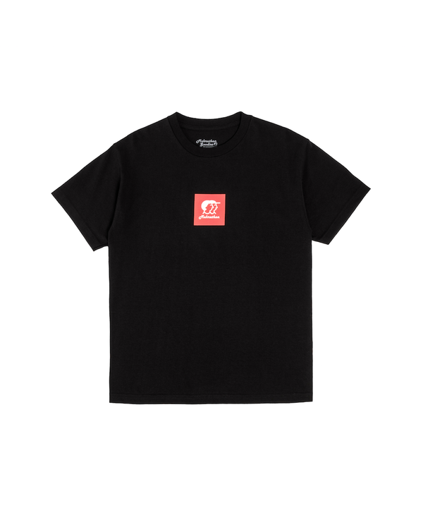 Box Logo Tee - Black