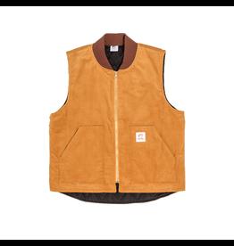 Mehrathon Work Less Cordoroy Vest - Caramel
