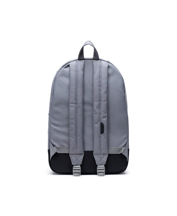 Heritage Backpack - Grey/Black