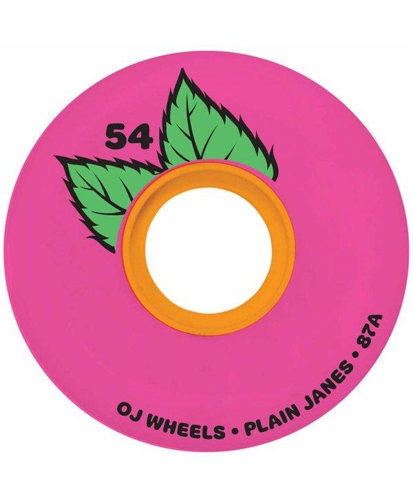 Plain Jane Keyframe Wheels 87A - Pink - 54mm