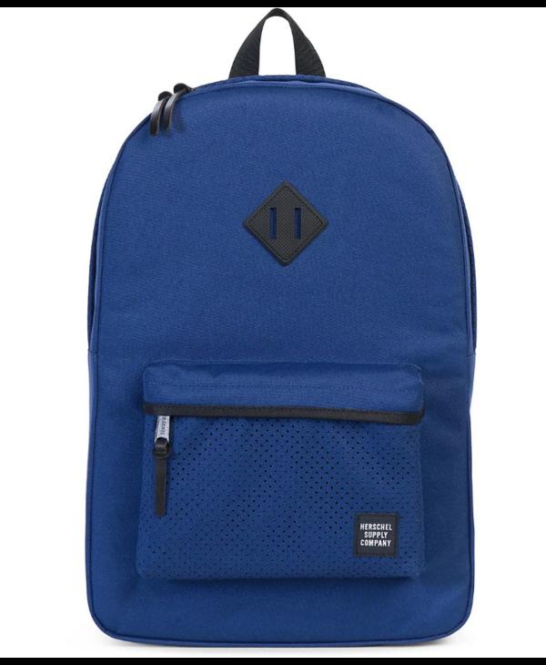Heritage Backpack - Twilight Blue/Black Rubber