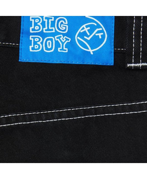 Big Boy Shorts - Black