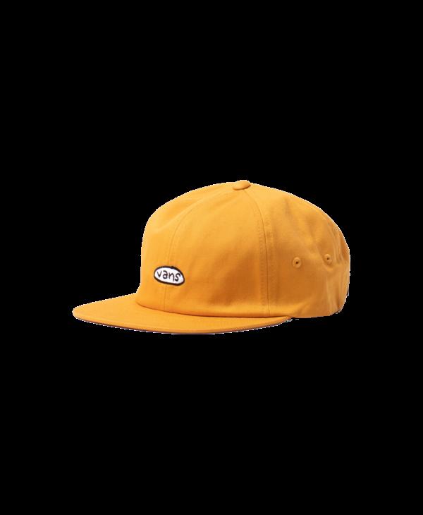 Seasonal Colour Jockey Cap - Golden Glow
