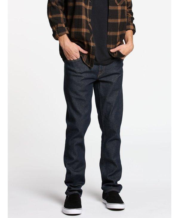 Vorta Slim Fit Jeans - Grey Indigo Rinse