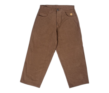 Big Deal Jeans - Brown