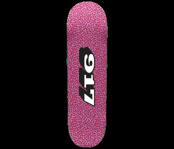 """Sprinkle - Pink - 8.5"""""""