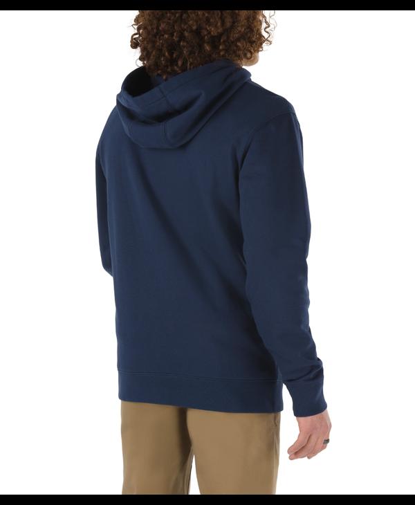 Athletic Pullover Hoodie - Deep Blue
