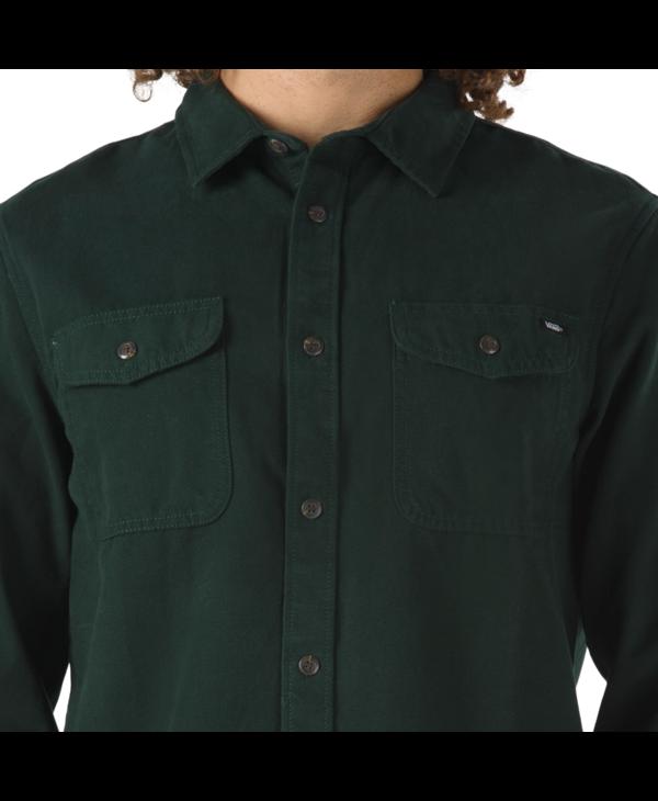 Linwood Buttondown Shirt - Scarab