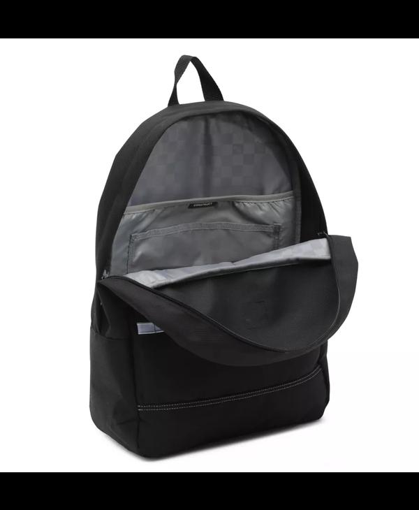 Construct Skool Backpack - Black/White
