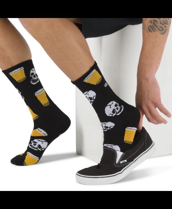 Dive Bar Crew Sock - M9.5-13