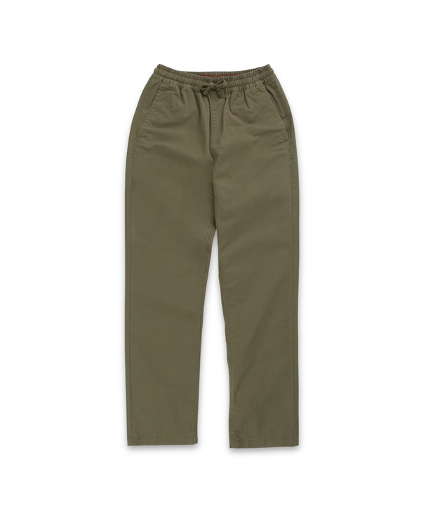 Boys Range Relaxed Elastic Waist Pants - Grape Leaf