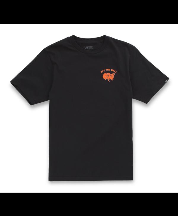 Boys Stampeder T-Shirt - Black