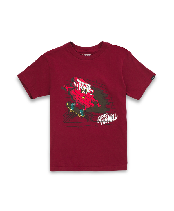 Boys Wallride Guy T-Shirt