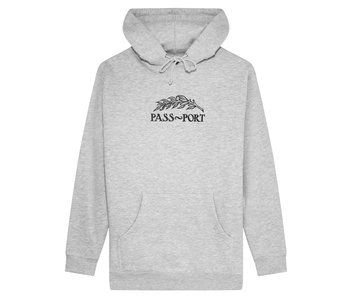 Quill Hoodie - Heather Grey