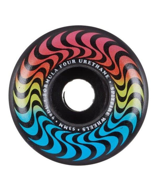 Formula Four Team Trippy Swirl 99D Radial Wheels - 52mm