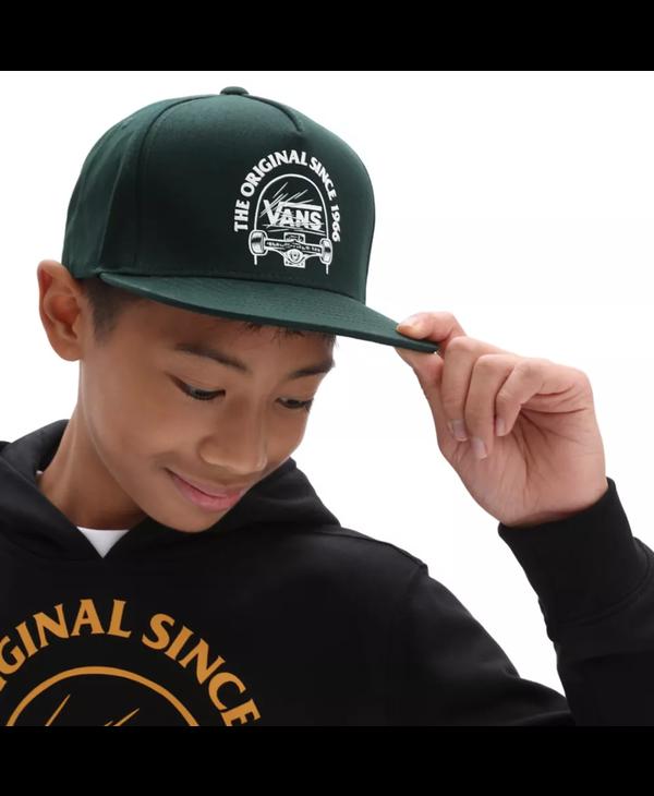 Boy's Original Grind Snapback - Scarab