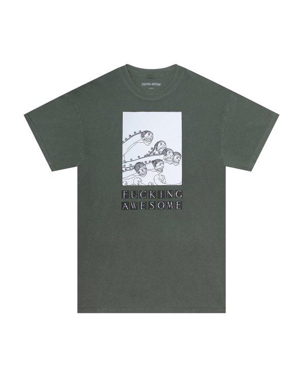 Hydra Tee - Moss
