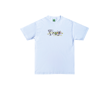 Busy Frog Tee - White