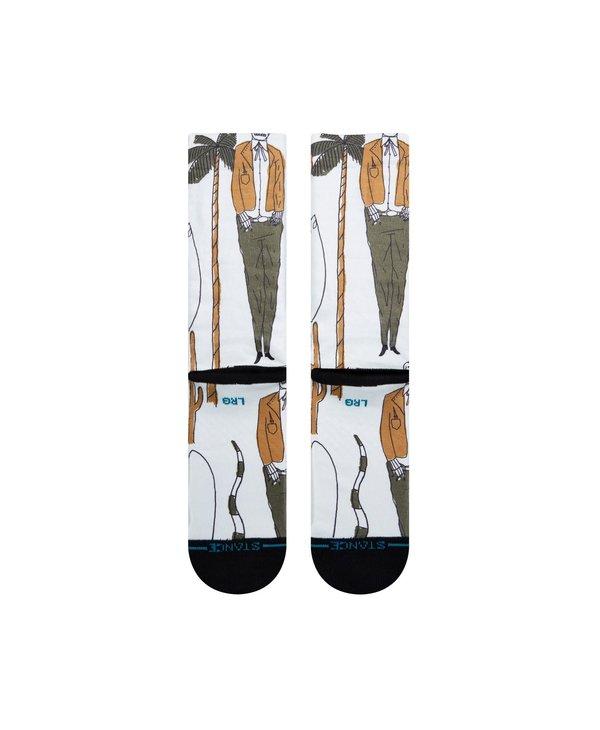 Ded Man Crew Socks