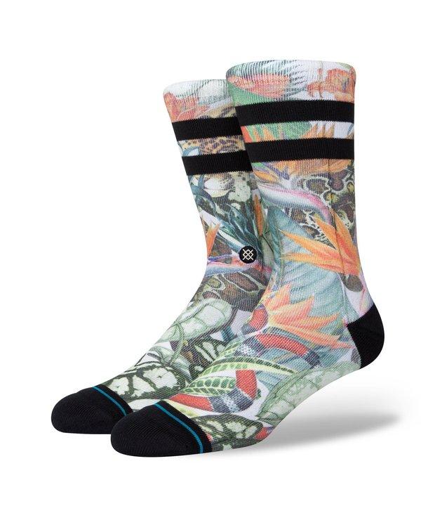 Jungle Life Crew Socks