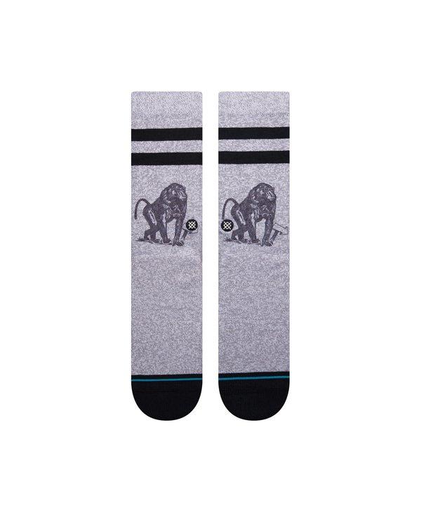 Monkey Tourist Crew Socks