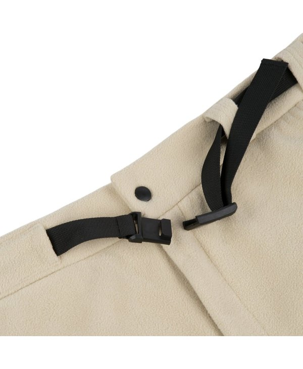 Plein-Air Polar Fleece Pants - Cream