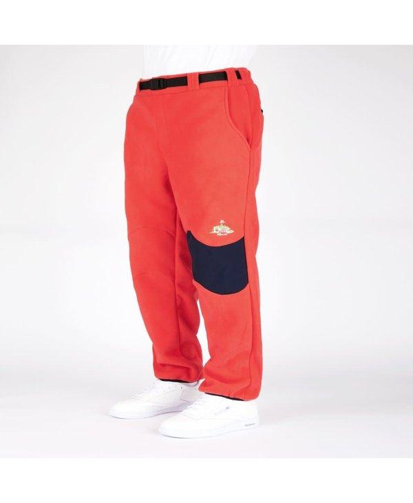 Plein-Air Polar Fleece Pants - Coral