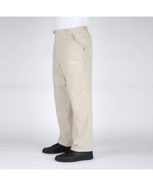 Classic Chino Pants - Tan