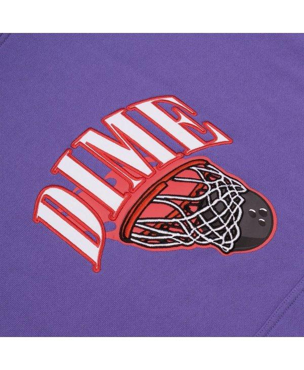 Basketbowl Patch Hoodie - Iris