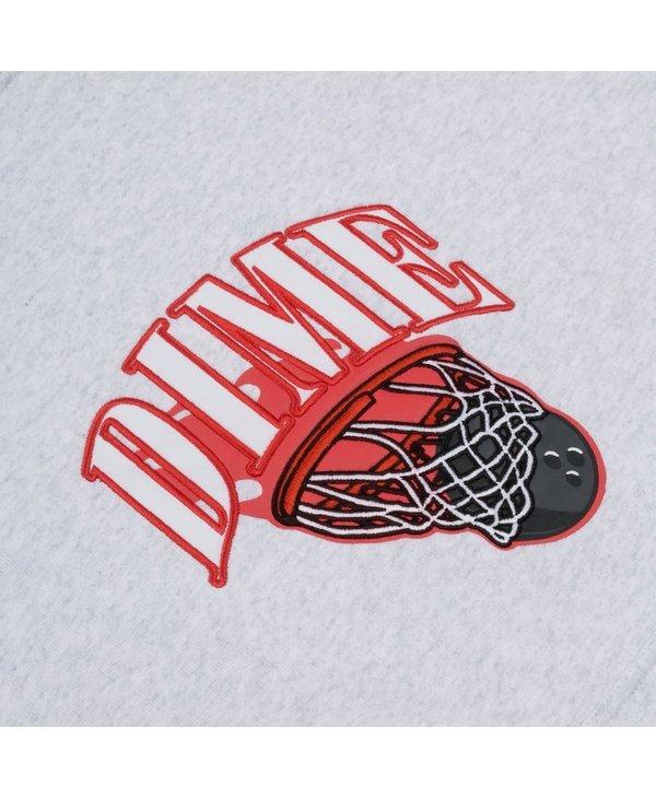 Basketbowl Patch Hoodie - Ash