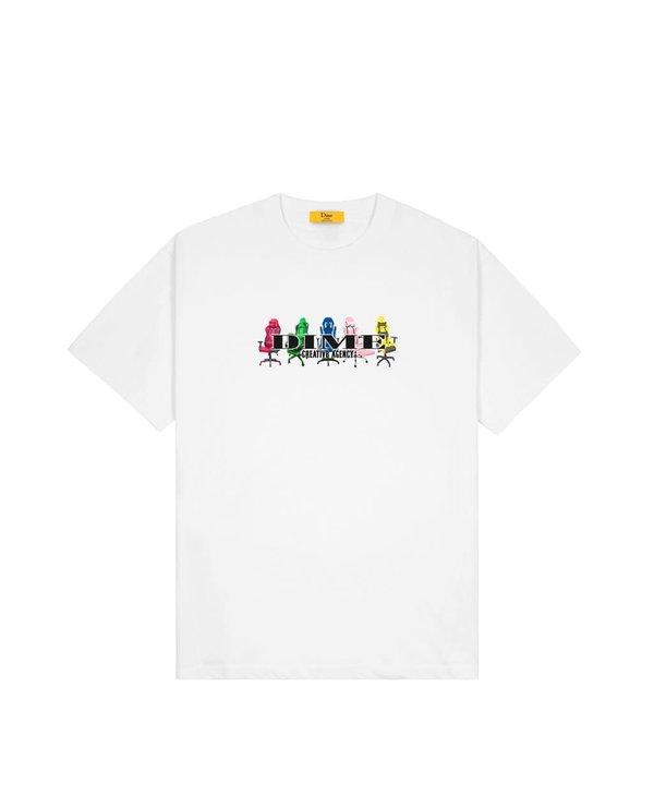 Creative Agency T-Shirt - White