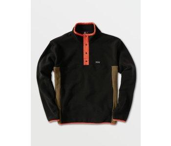 Error92 Mock Neck Sweatshirt - Black