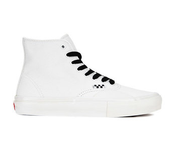 Vans x Hockey Skate Authentic Hi - White