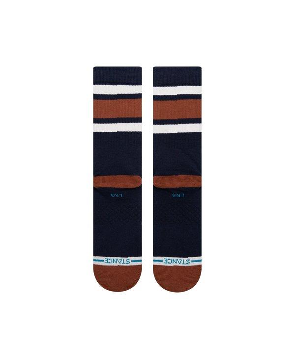 Boyd Crew Socks - Navy