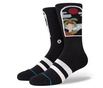 Sea View Crew Socks