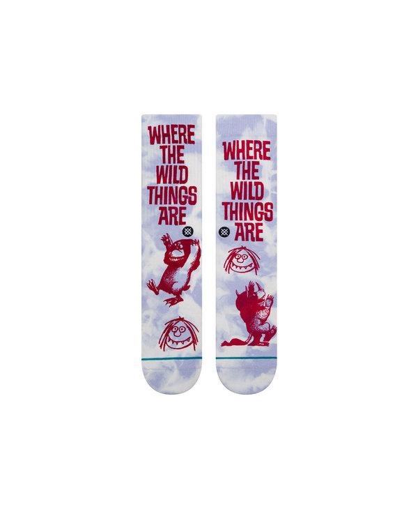 Wild Things Crew Socks